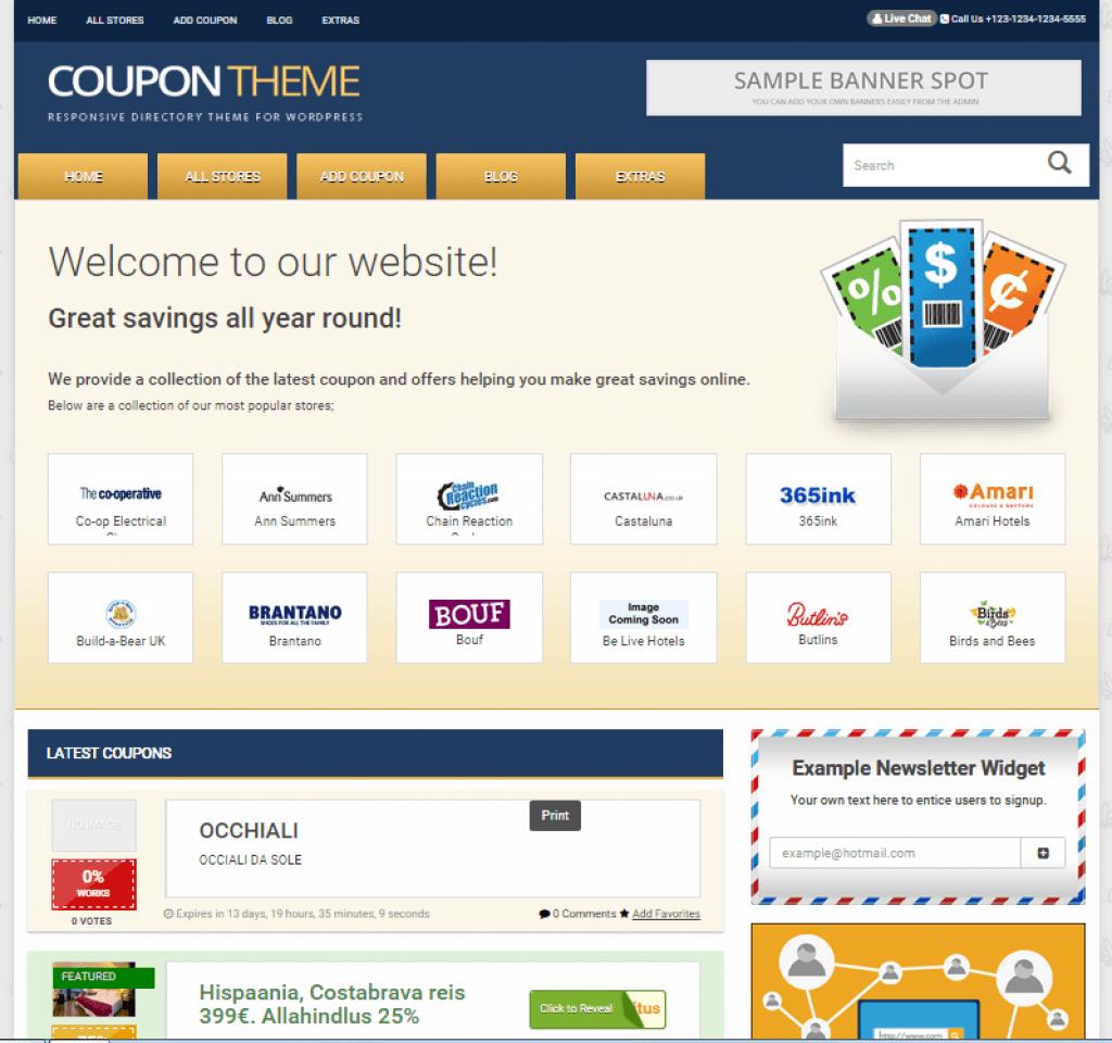 CouponPress discount code