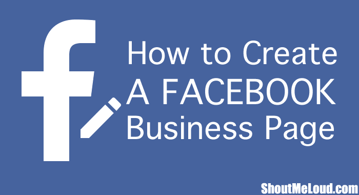 Creating Facebook Business page