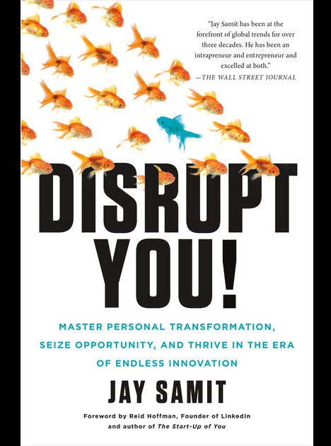 Disrupt You! by Jay Samit