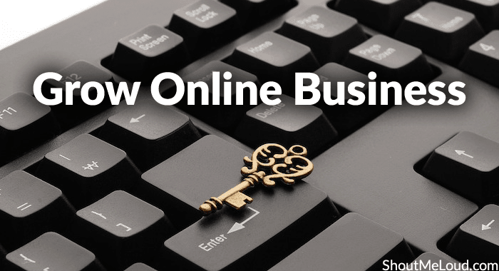 Grow Online Business
