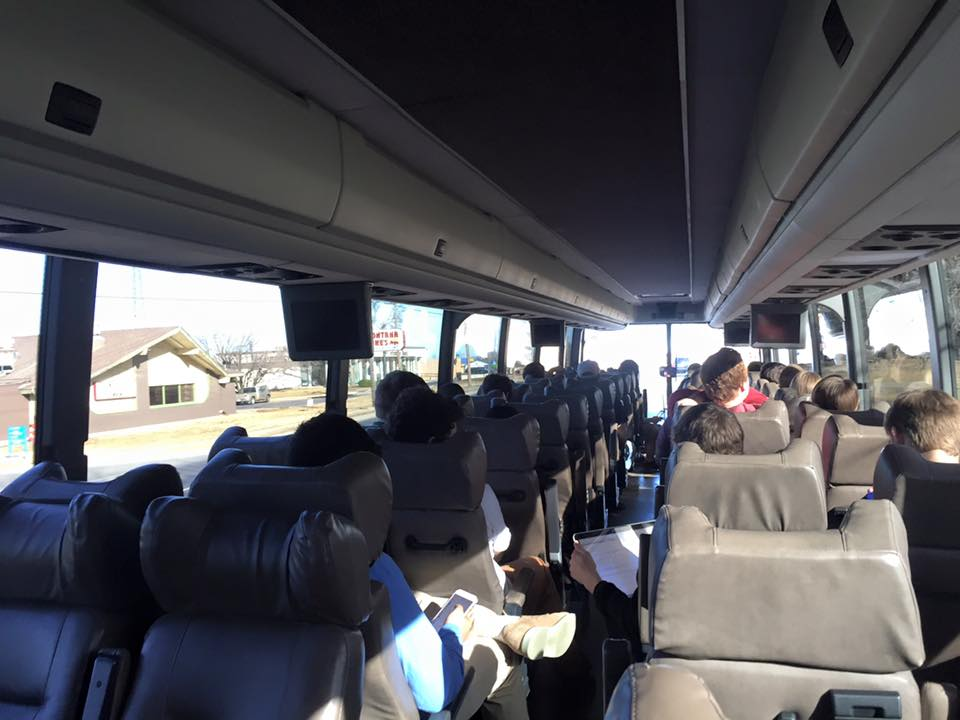 HackIllinois 2016 Bus