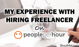 My Experience With Hiring Freelancer on Peopleperhour