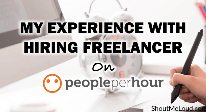 Hiring Experience on Peopleperhour