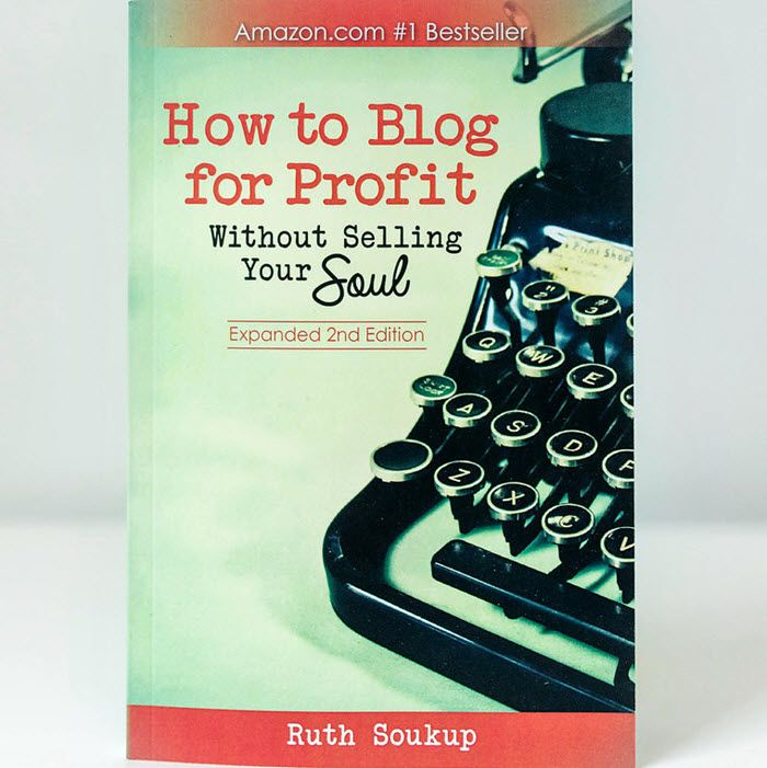 How to blog for profit - Without selling your soul