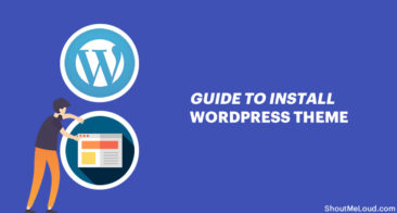 How To Upload and Install WordPress Theme – (Beginner's Guide With Pictures)