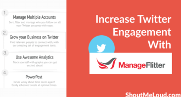 ManageFlitter Review: Increase Twitter Engagement