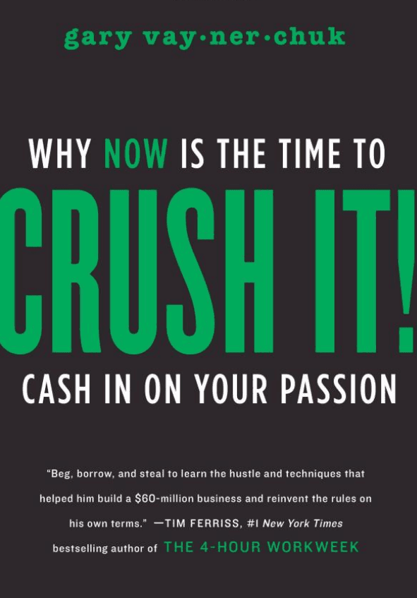Why now is the time to Crush!