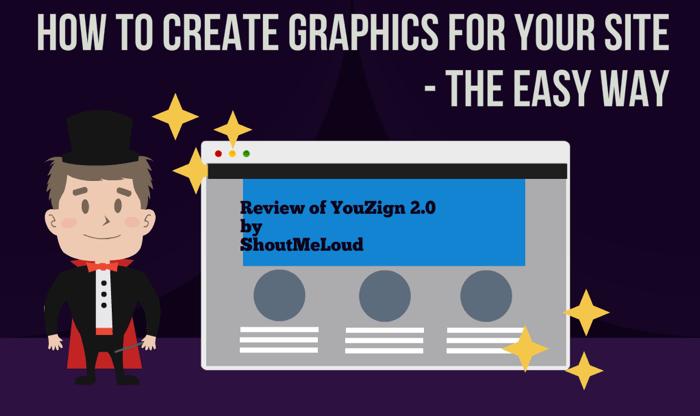 YouZign 2.0: Create Stunning Blog & Social Media Graphics