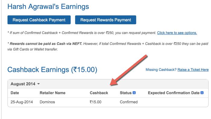 Cashkaro review