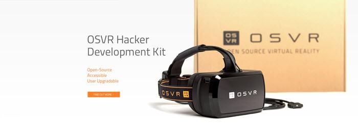 RAZER OSVR Headset