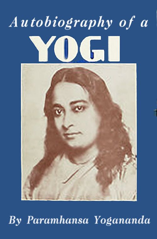 Buy autobiography yogi