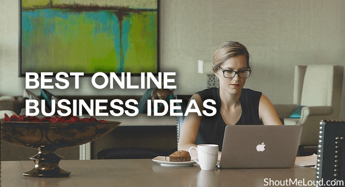 Best Online Business ideas 2016