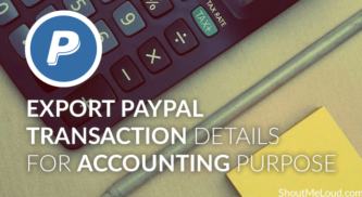 How to Export PayPal Transaction Details For Accounting Purposes