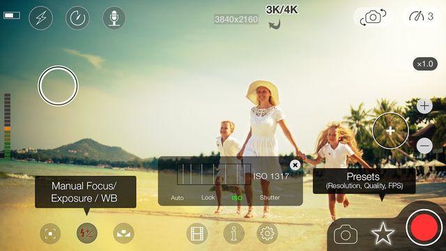 Moviepro app for iOS