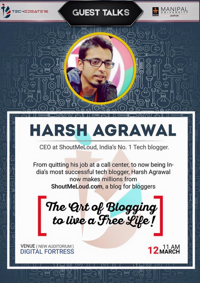 The art of blogging to live a free life