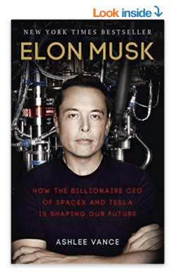 Blinkist elon musk amazon