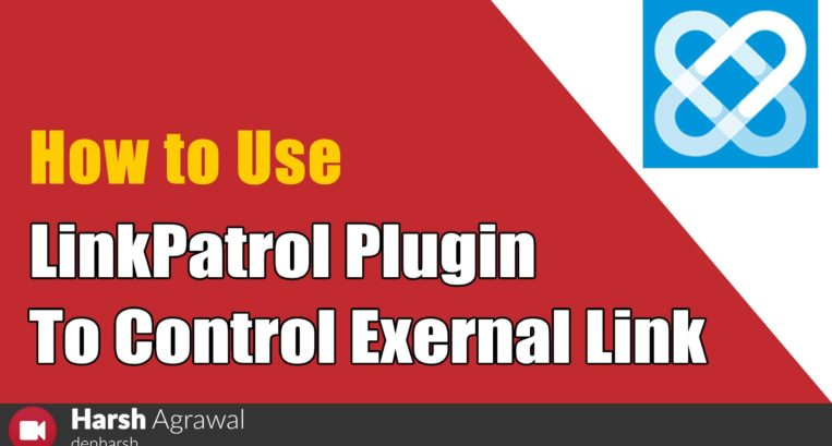 How to Use LinkPatrol WordPress Plugin to Control exernal link