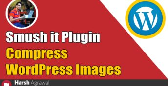 Make your Blog Load faster By Compressing Images for free