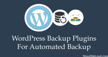 Best WordPress Backup Plugins For Automated Backup: 2017