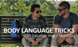 7 Body Language Tricks to Become Likeable in First Meeting