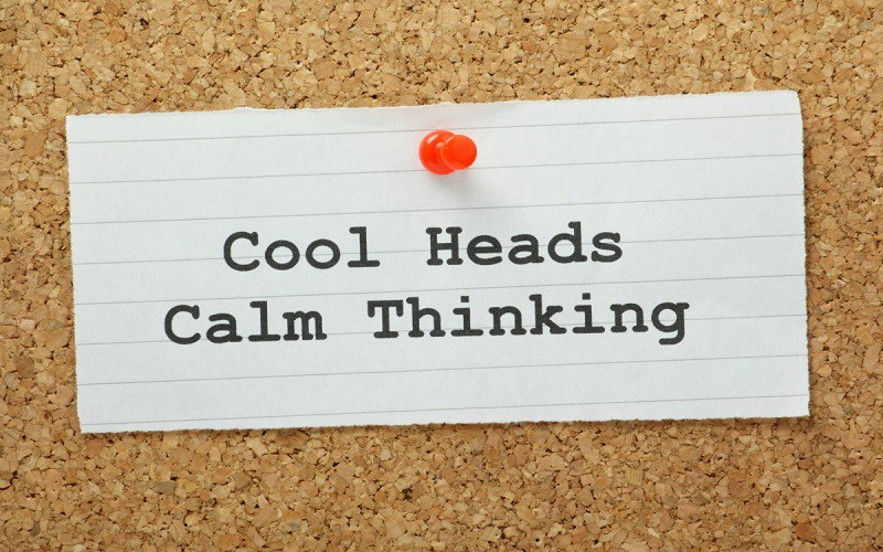 Calm Thinking