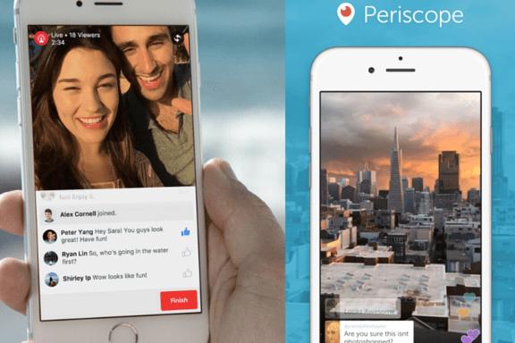 FB vs Periscope