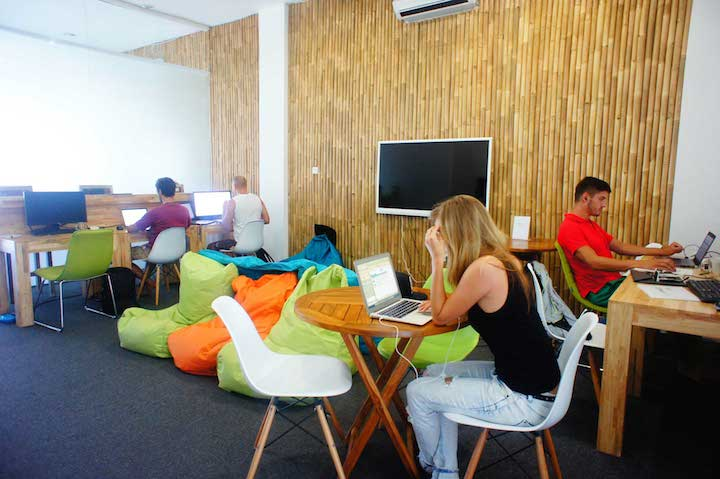 LineupHub CO-Working space in Bali