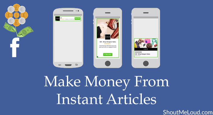 How To Add Advertisements To Facebook Instant Articles