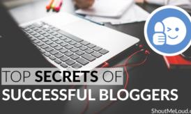 Top 6 Secrets of People Behind Popular Blogs #2 is Dope