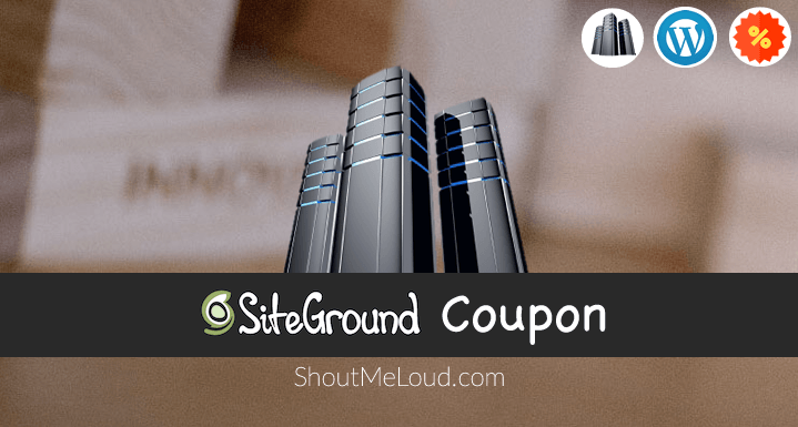 Save 60% On #SiteGround Hosting [Limited time Deal] #WordPress #Hosting