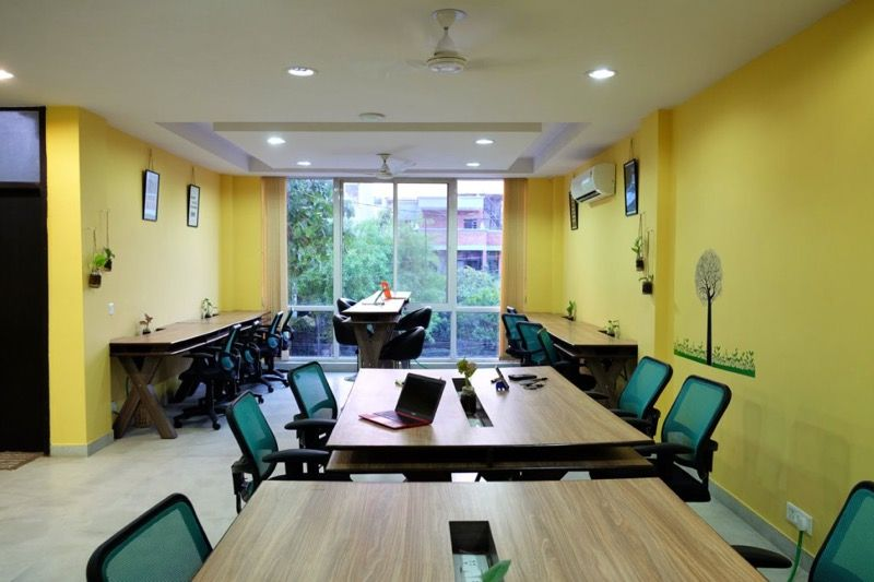 Sproutbox Coworking space in Gurgaon