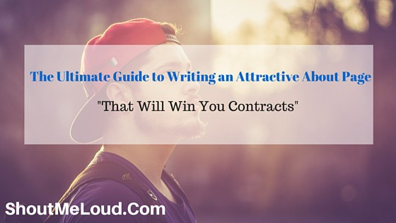 The Top 9 Secrets For Writing An Attractive About Page
