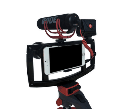 new arrival ce043 a6fff 10 Kickass Smartphone Camera Accessories for YouTube bloggers (Velfies)