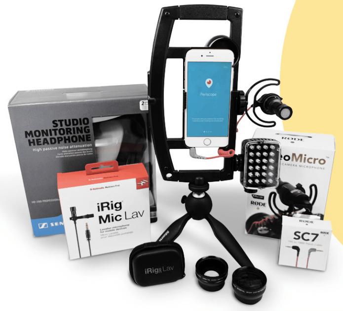 ionographer kit