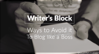 15 Ways to Avoid Writer's Block & Then Blog Like a Boss