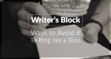 15 Ways to Avoid Writer's Block & Then Blog Like a Boss