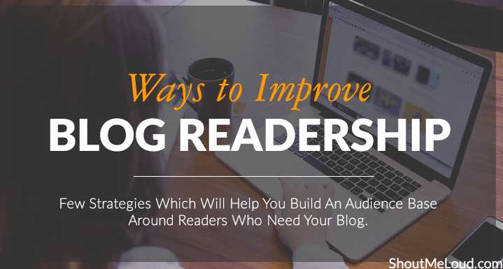 Improve Blog Readership
