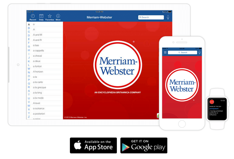 Merrium Webster