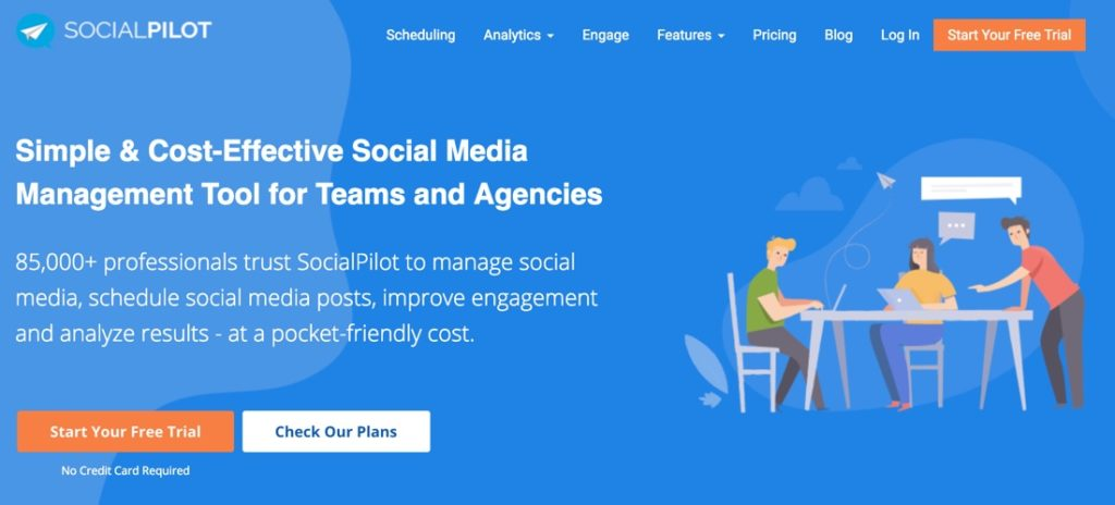 c4069c322c17 Social Pilot is a multi-purpose tool that you can start using right away.  It makes the tweeting easy and especially for those who wish to write all  the ...