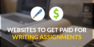 Now that Elance is Gone! Where to Get Paid For Writing Assignments?