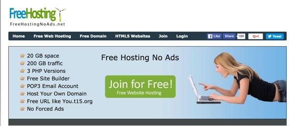 Freehosting