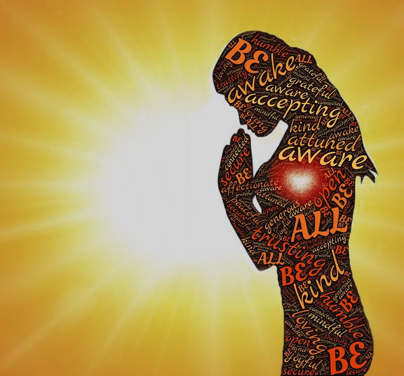 mindfulness Be aware