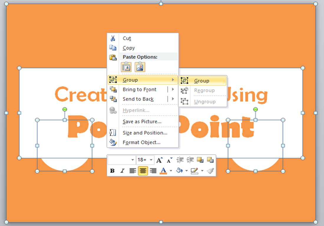Creating Images Using PowerPoint