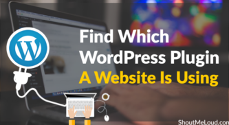 How To Find Which WordPress Plugin A Website Is Using