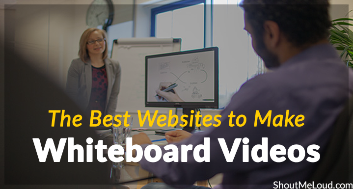 How to make Whiteboard Videos