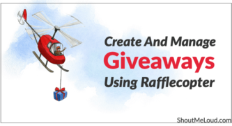 How To Create And Manage Giveaways Using Rafflecopter