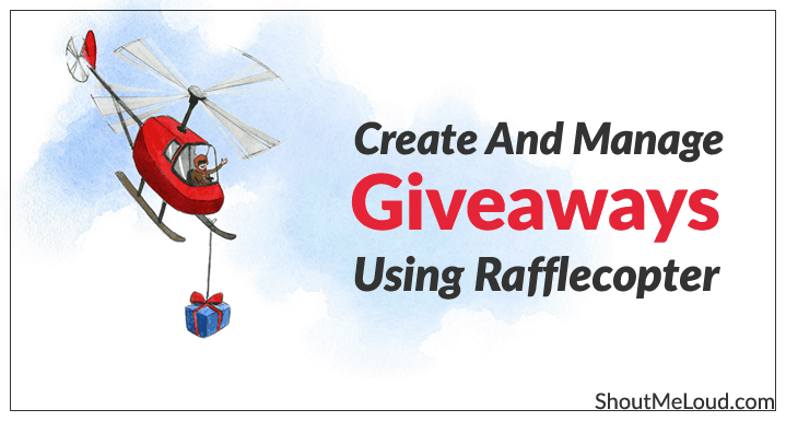 Rafflecopter - Run a Giveaway