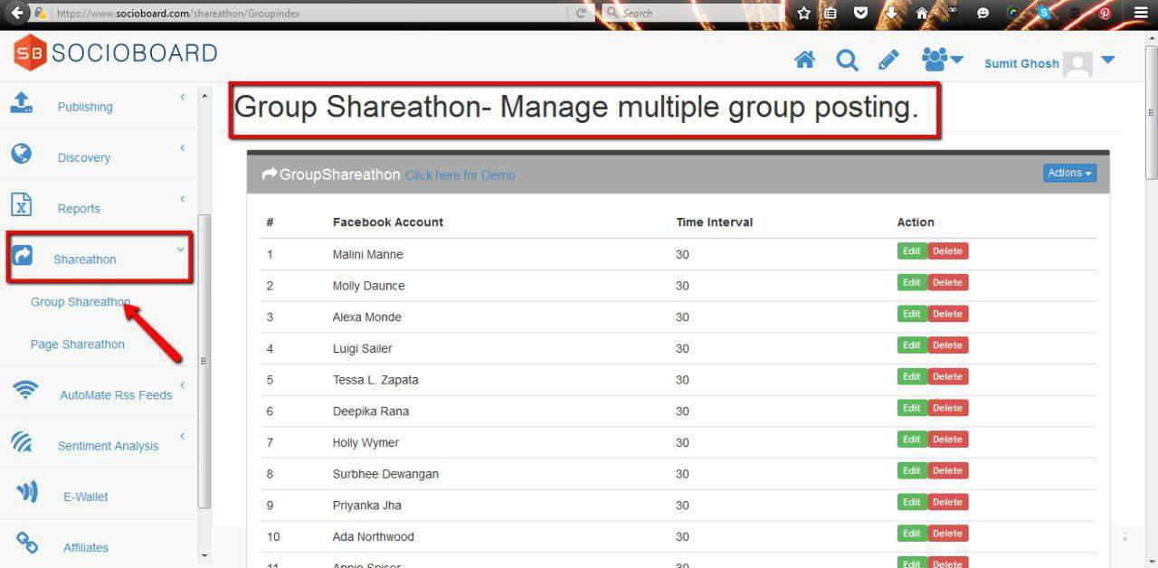 group-shareathon