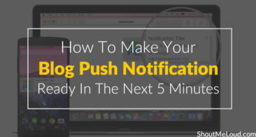 How To Add Browser Push Notifications to your WordPress Site (Beginners Guide)
