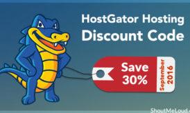 Save 30% on HostGator Hosting: October 2016 Discount Code
